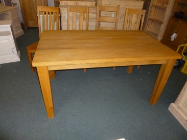 Oak.Shaker Dining table