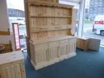 EDWARDIAN DRESSER WITH SPICE DRAWERS - 6ft - 1800 mm