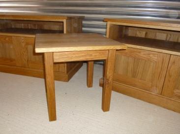 Oak set to size