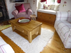 Made in keeping with existing furniture